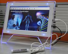 3rd Generation Body Scanner Touch Screen Quantum Analyzer
