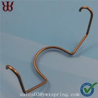CNC machine used retaining clip wave spring