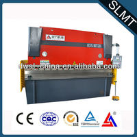 Dream World hand brake press / stainless steel bending machine / manual sheet metal bending machine with Ce certificate