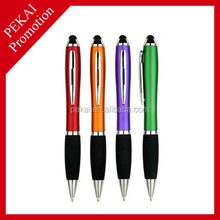 2015 cheap touch screen stylus pen notebook for promotional gift touch screen pen