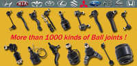 OEM 43330-39265 4333039265 car front suspension and steering parts upper and lower ball joint for TOYOTA