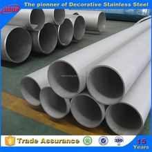 construction building material astm a312 tp316l stainless steel seamless pipe