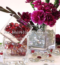 clear vase glass bead