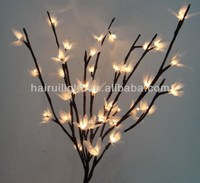 Light Up Battery Operated flower Branches