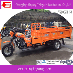2015 Yingang 200CC 3 wheel motorcycle ,Powerful motorized cargo tricycle