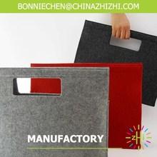 cheap cheaper cheapest felt bag from China factory/shopping bag