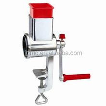 manual aluminium alloy meat mincer / meat grinder