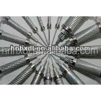 Overhead Power Transmission Line AAC Bare Conductor