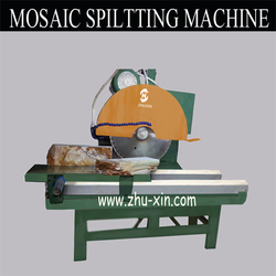one blade Marble Tiles slab and mosaic Making machine
