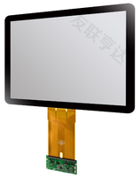 22(16:9) projected capacitive touch panel (G+G) For Touch all in one computer / Touch Monitor