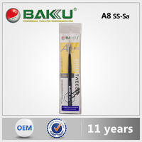 Baku Competitive Price Mobile Tools Long Plastic Tweezers For Mobile Phone