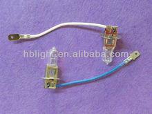 High quality Automobile H3 12v 55w halogen bulb