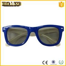 custom real d cinema 3d glasses china price