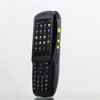 Low cost touch screen mobile data terminal,programmable payment terminal,wireless barcode scanner