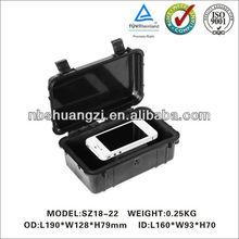 Hard plastic protective tool equipment case for ipad