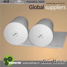 ISO Certificate Insulation Ceramic Fiber Rolling