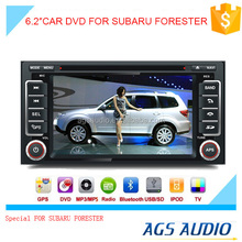 touch screen car dvd mp3 mp4 player for SUBARU FORESTER with reversing camera/car cassette/cd dvd/gps
