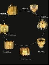 el hotel victoriano de luz colgante nuevo producto de bajo precio de la lámpara