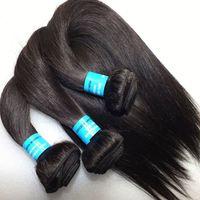 Long Virgin Peruvian Hair 16 Inches Virgin Straight Hair