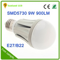 2014 Promotion import from china CE ROHS SMD5730 9w lamp led bulb accessories