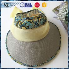 New arrival custom design cheap sun visor cap wholesale