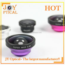 Premium quality 0.4 X Wide angle megnatic camera lens for mobile phone iphone smartphone