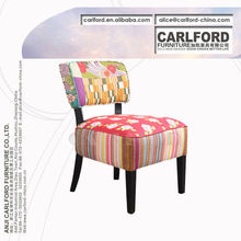 fashion cute chair living room furniture E046-H(#Patchwork-04)