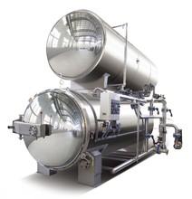 Horizontal pressure retort ,Sterilization Pot