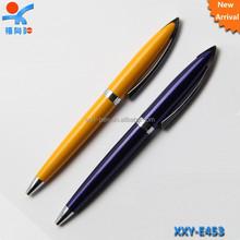 hotel pen /simple design business gift metal pen