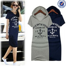 girls hoodie dress new wholesales fashion designs supplier in china