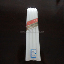 hot-saling cheap white pillar candle