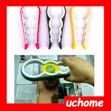 UCHOME 2015 best selling Four size silicone bottle opener