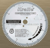 T.C.T Saw Blades For Cutting Laminated, Panels , MDF With Low Noise Design