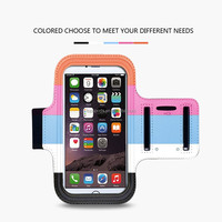 2015 Wholesale Running Armband Cases For iPhone 6 Armband with logo