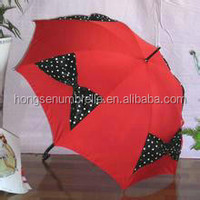 honsen Oversize Large Windproof Canopy Golf 190T nylon umbrella