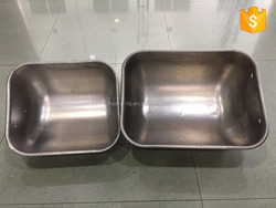 Stainless steel pig manger 304 feed trough Feeding Troughs