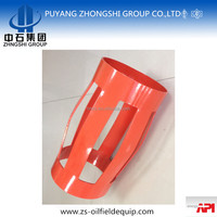 API 10D High Restoring Force Casing Centraliser,Slip on Bow Spring Casing Centralizer, Single One Piece Casing Centralizer
