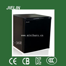 Absorption feature silent running 36L hotel room refrigerator