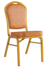 Stacking Elegant Aluminum Banquet Chair for Hotel,Restaurant,Clubs,Schools QL10203