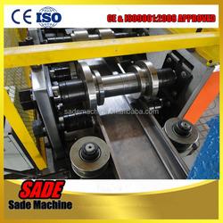 light keel stud light gauge steel door frame making machines