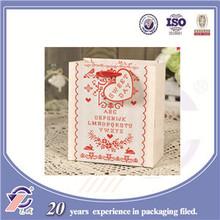 new brand designed customized handmade wedding gift bag wholesale