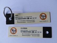 Promotion flower shape hang tags