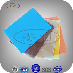tempered glass solar clear plastic sheet 4mm