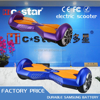 New electric scooter price china rock board scooter self balancing Scooter Mini Hover Board