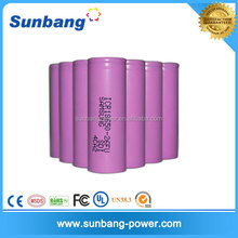 rechargeable 2600mah 18650 3.7v dry battery