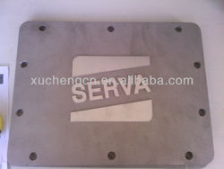 Aluminum Die casting footstep and footboard