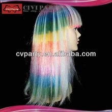 Party Wig Fashion wig Curly wig flat tip pre-bonded hair