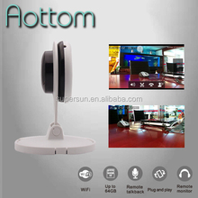 Ultrathin Wireless wifi IP Camera 1.0MP Network Home Security Camera Video Monitoring Built-in Horizontal and Vertical Control M
