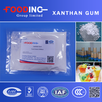 Thickeners Food Grade Xanthan Gum Stabilizer