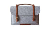 """Wholesale 20pcs/lot ,11""""11.6""""13""""13.3""""15""""15.4"""" Woolen Felt Laptop Cover Case Notebook Sleeve Bag Pouch For Apple Macbook Pro Air"""